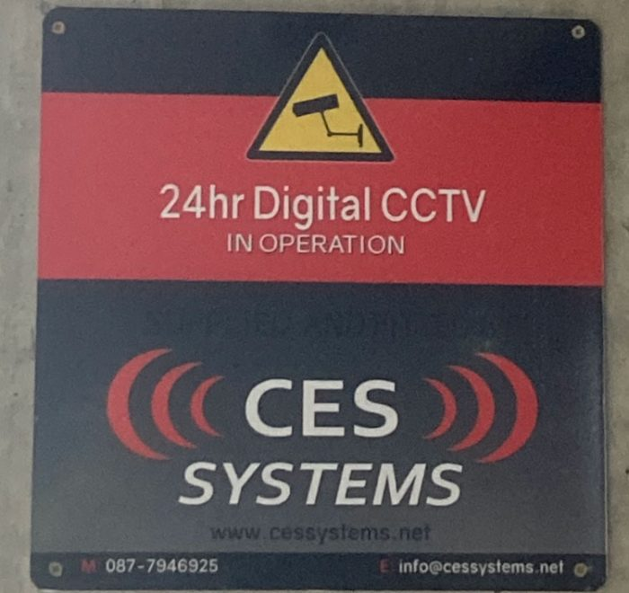 CES Systems - 24hr Digital CCTV