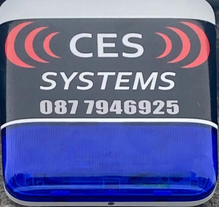 Intruder Alarm - CES Systems